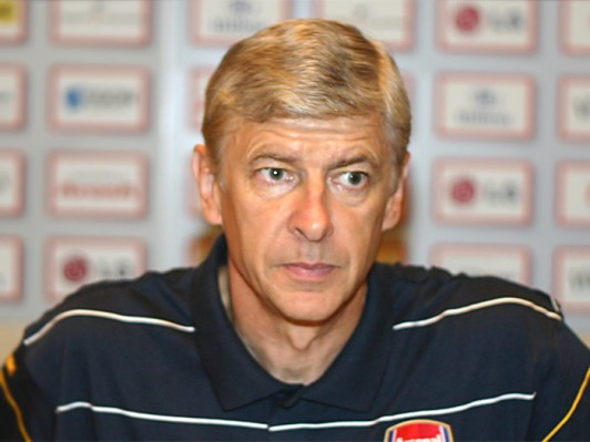 End of an era: Wenger's position could become under scrutiny if Arsenal do not get the better of the Latics