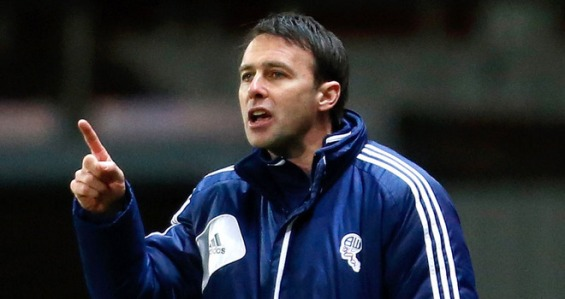 Out of the firing line: Freedman left Bolton just a day before their eighth league defeat of the season (Picture from Touchline Talk.com)