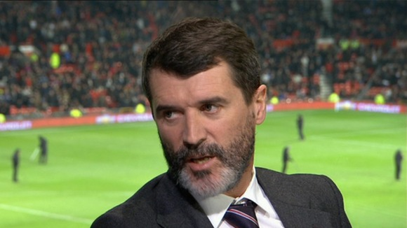 Jack of all trades: Keane also worked as an ITV Sport pundit prior to the World Cup in Brazil (Picture by Adam Higgins)