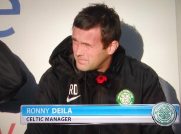 Aberdeen v Celtic - Ronny Deila
