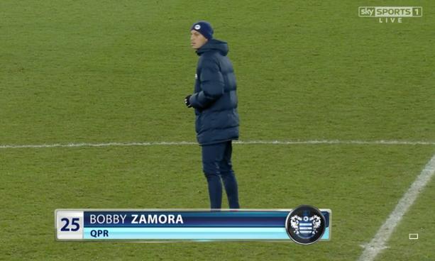 Bobby Zamora (QPR)