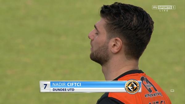 Nadir Ciftci (Dundee United)