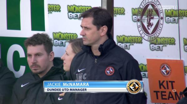 Jackie McNamara