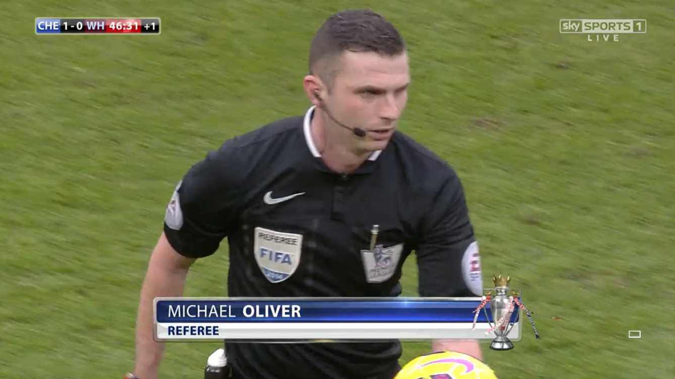 michael oliver height