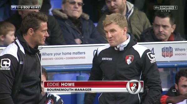 Eddie Howe