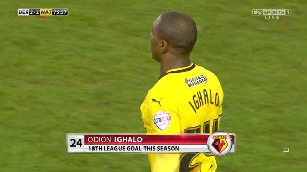 Ighalo goal