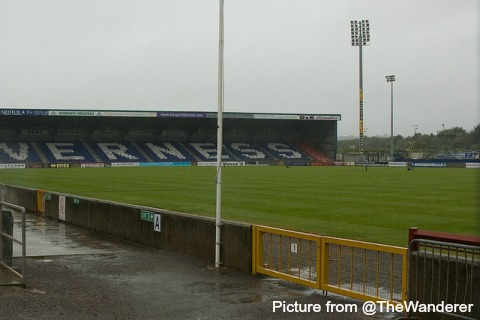 Tulloch Caledonian Stadium (Inverness Caley Thistle)