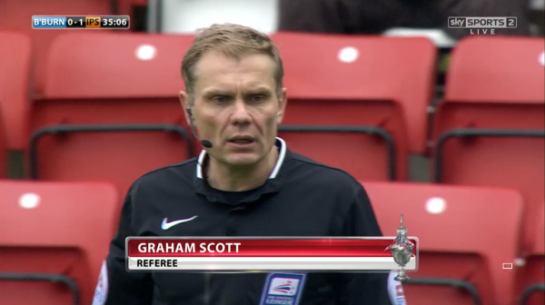 graham-scott-referee-blackburn-v-ipswich