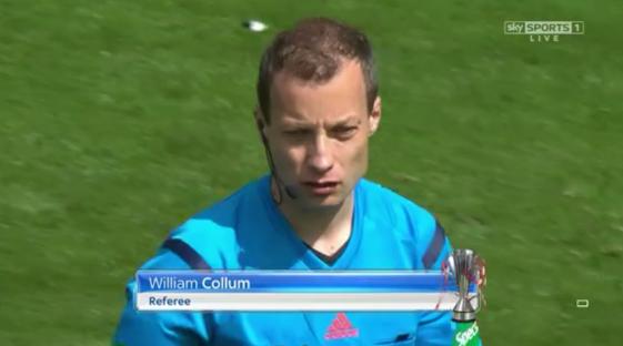 Willie Collum referee