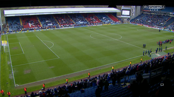 Ewood Park (Blackburn Rovers v Ipswich FT - 2nd May 2015)