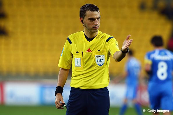 Ovidiu Hategan (Romania) at Under-20s World Cup 2015