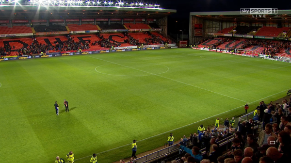 Tannadice (Dundee United v Dundee - 11th August 2015)