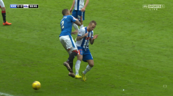 Higginbotham challenge on Tavernier