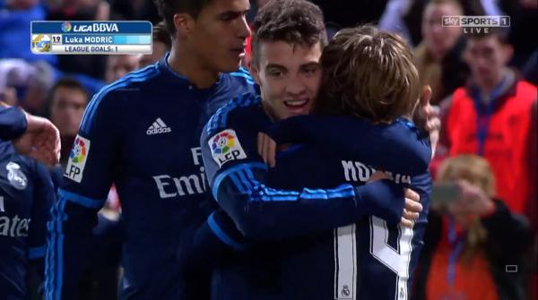 Luka Modric goal