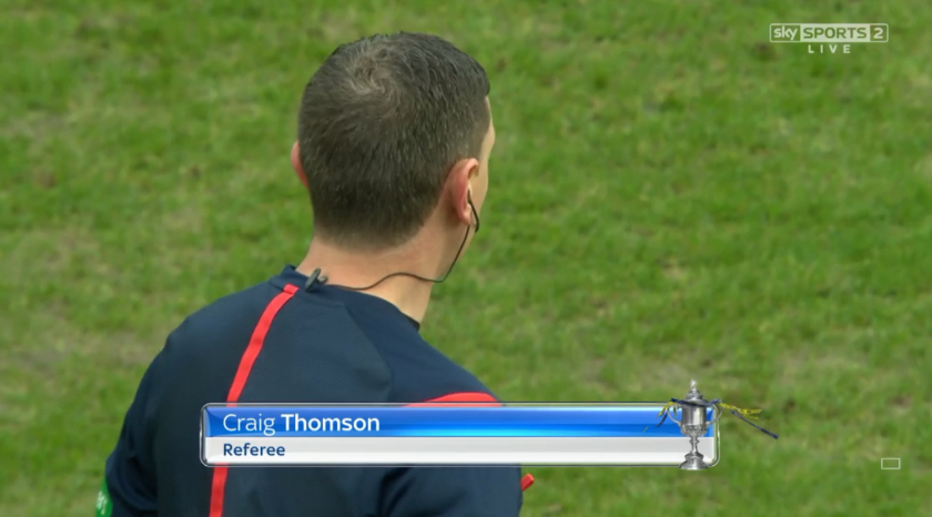 Craig Thomson referee