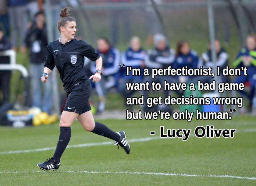 Lucy Oliver pull quote