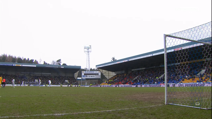 McDiarmid Park (St Johnstone v Celtic - 14th February 2015)